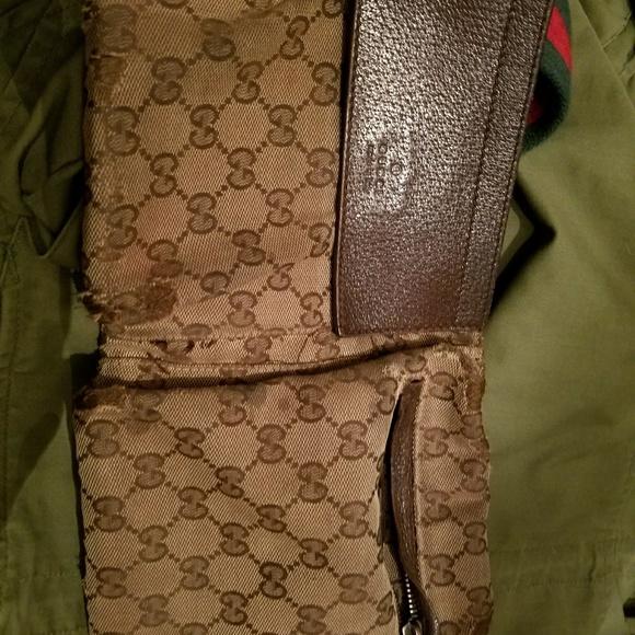 7987c4c70c1ba Gucci Bags | Fanny Pack Bum Bag Waist Belt Monogram | Poshmark